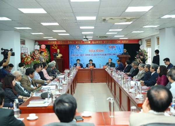 Nhà báo Phan Quang góp phần làm nên thay đổi to lớn của báo chí ảnh 1