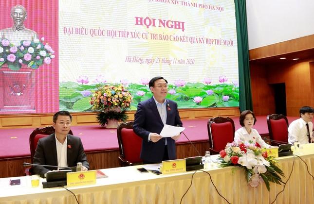 Hà Nội bầu Chủ tịch HĐND và 5 Phó Chủ tịch UBND ảnh 1