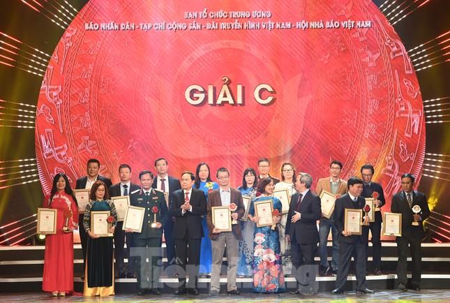 Báo Tiền Phong đạt 2 giải C Búa liềm vàng 2020 ảnh 4