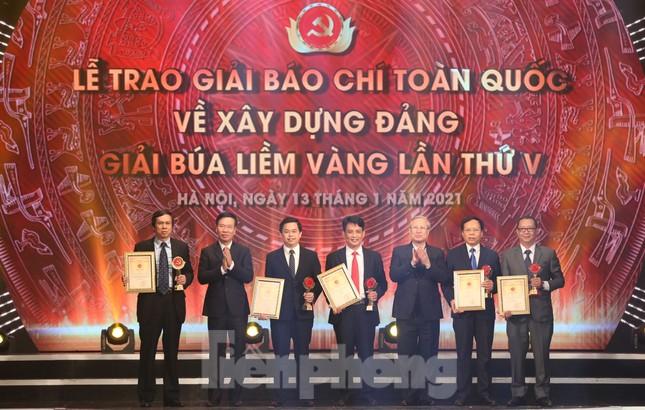Báo Tiền Phong đạt 2 giải C Búa liềm vàng 2020 ảnh 2