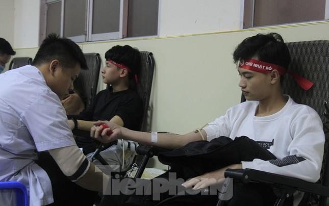 Khởi động chuỗi hiến máu Chủ nhật Đỏ ở Thái Bình ảnh 8