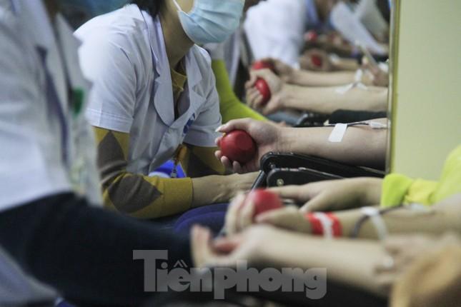 Khởi động chuỗi hiến máu Chủ nhật Đỏ ở Thái Bình ảnh 9