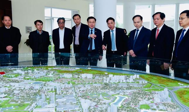 Hà Nội: Xong đồ án sơ bộ quy hoạch sông Hồng ảnh 1