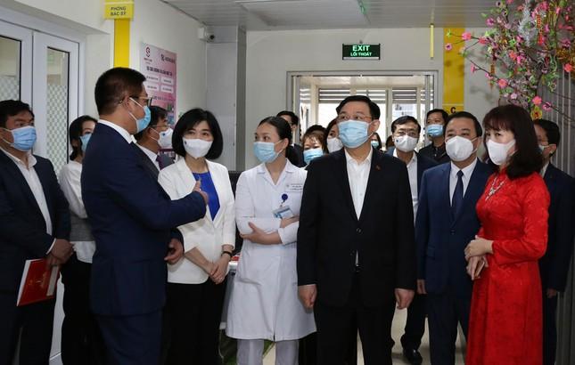 Bí thư Hà Nội: Không để bị động, bất ngờ trong phòng chống dịch COVID-19 ảnh 1