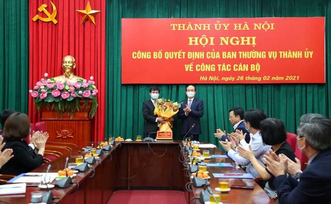 Hà Nội: Ông Nguyễn Doãn Hoàn làm Bí thư Huyện ủy Phúc Thọ ảnh 1