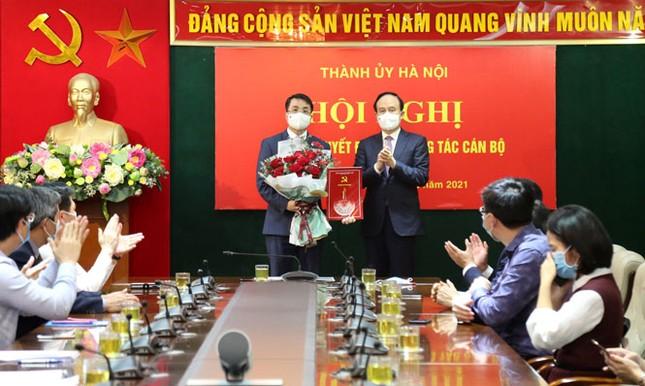 Hà Nội: Ông Nguyễn Doãn Hoàn làm Bí thư Huyện ủy Phúc Thọ ảnh 2