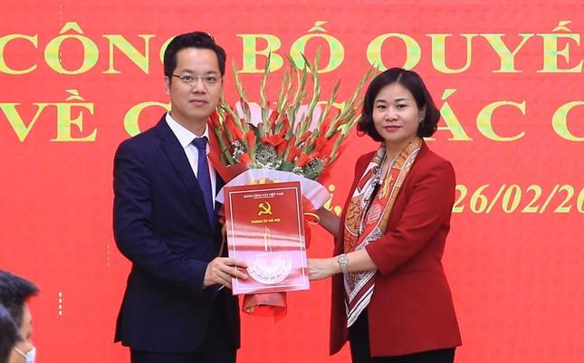 Hà Nội: Chánh Văn phòng UBND thành phố làm Bí thư quận Hoàn Kiếm ảnh 1