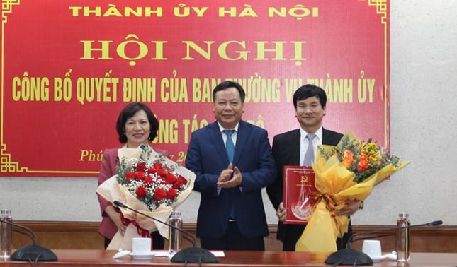 Hà Nội: Chánh Văn phòng UBND thành phố làm Bí thư quận Hoàn Kiếm ảnh 2