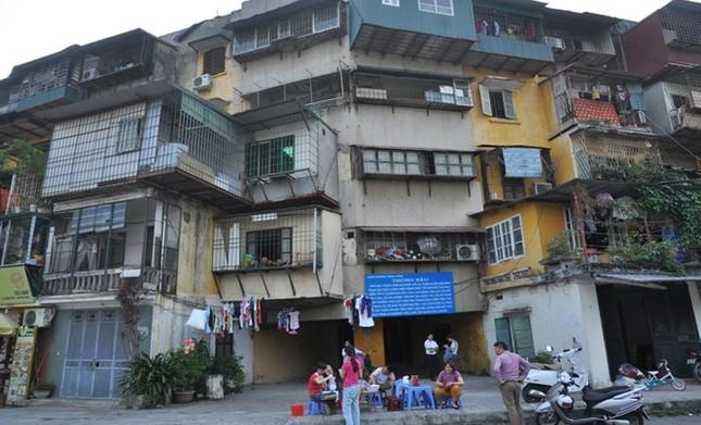 Tìm lời giải cho bài toán cải tạo chung cư cũ ở Hà Nội ảnh 2