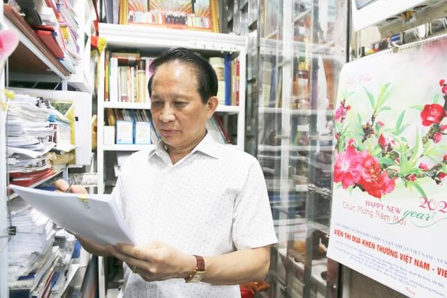 Viện trưởng Viện Thi đua Khen thưởng tiết lộ lý do tự ứng cử Quốc hội ảnh 1