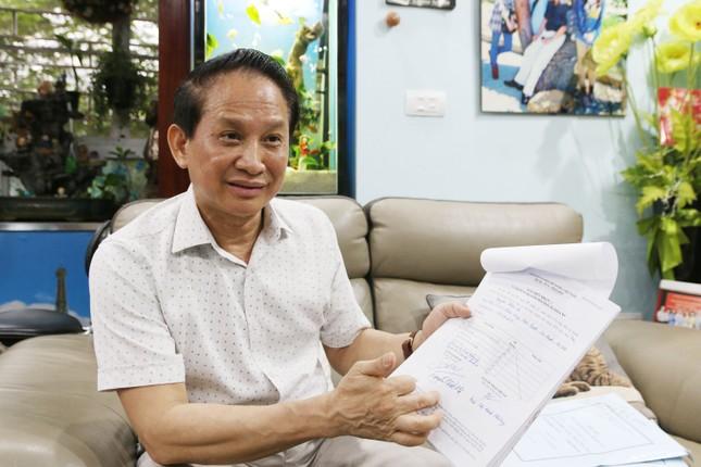 Viện trưởng Viện Thi đua Khen thưởng tiết lộ lý do tự ứng cử Quốc hội ảnh 2