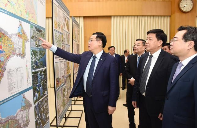Hà Nội sẽ di dời 215.000 người khỏi 4 quận nội đô ảnh 1