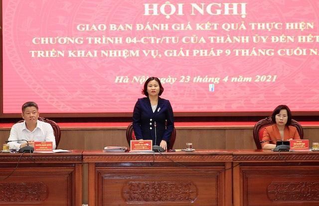 Hà Nội đẩy nhanh tiến độ đưa 5 huyện lên quận ảnh 1