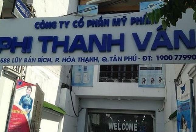 Mỹ phẩm Phi Thanh Vân bị phạt 155 triệu đồng ảnh 2