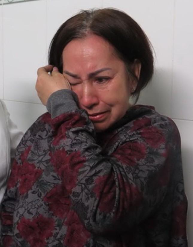 Vụ cháy chung cư: 'Tỉnh dậy mới biết mình mất cả gia đình' ảnh 1