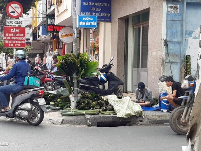 Chợ lá dong nửa thế kỷ ở Sài Gòn ế ẩm do heo tăng giá ảnh 5