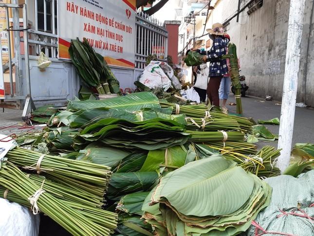 Chợ lá dong nửa thế kỷ ở Sài Gòn ế ẩm do heo tăng giá ảnh 4