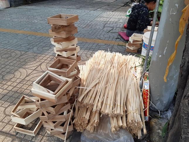 Chợ lá dong nửa thế kỷ ở Sài Gòn ế ẩm do heo tăng giá ảnh 17