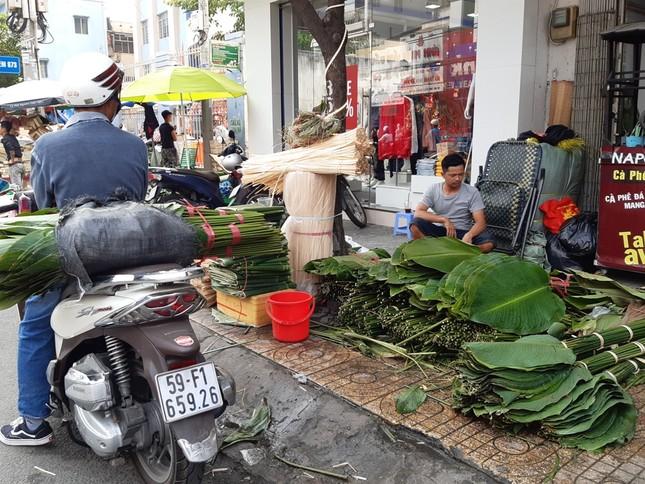 Chợ lá dong nửa thế kỷ ở Sài Gòn ế ẩm do heo tăng giá ảnh 11