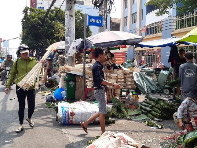 Chợ lá dong nửa thế kỷ ở Sài Gòn ế ẩm do heo tăng giá ảnh 13
