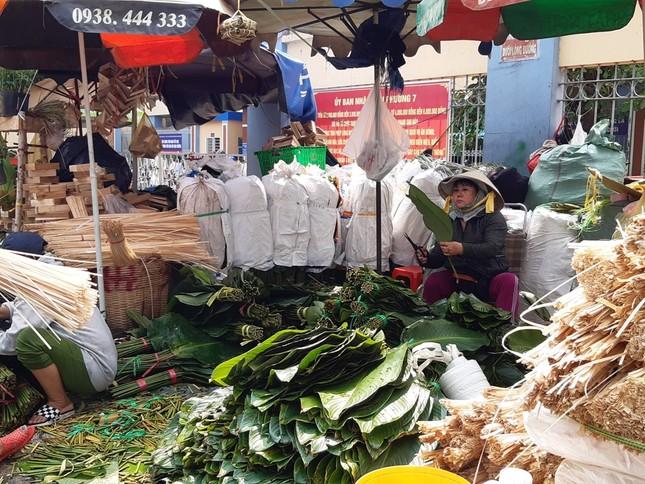 Chợ lá dong nửa thế kỷ ở Sài Gòn ế ẩm do heo tăng giá ảnh 15