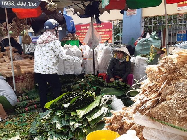 Chợ lá dong nửa thế kỷ ở Sài Gòn ế ẩm do heo tăng giá ảnh 16