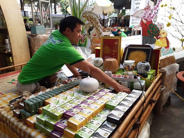 Hàng ngàn của ngon vật lạ vùng cao đổ bộ Sài Gòn ảnh 6