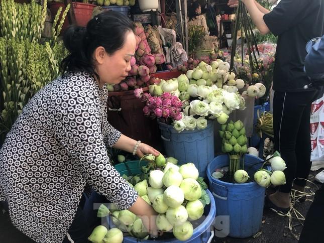Nghìn nghịt người chen chân ở chợ hoa lớn nhất Sài Gòn ngày cuối năm ảnh 17