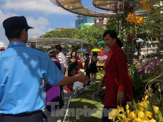 Vì sao tiểu cảnh ở phố đi bộ Nguyễn Huệ tả tơi ảnh 27