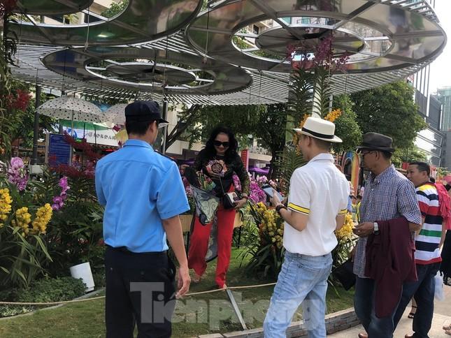 Vì sao tiểu cảnh ở phố đi bộ Nguyễn Huệ tả tơi ảnh 26