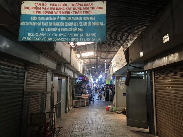 Tiểu thương chợ truyền thống TPHCM 'méo mặt' vì Covid-19 ảnh 2
