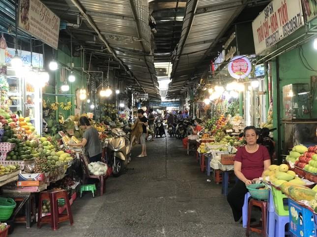 Tiểu thương chợ truyền thống TPHCM 'méo mặt' vì Covid-19 ảnh 9