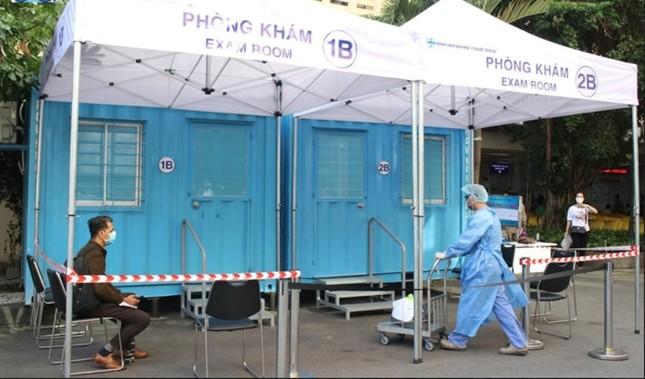 TPHCM: Người dân phải khai báo y tế khi đến bệnh viện ảnh 1