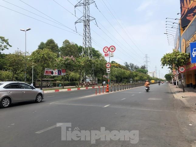 Một Sài Gòn rất khác ngày cuối tuần ảnh 7