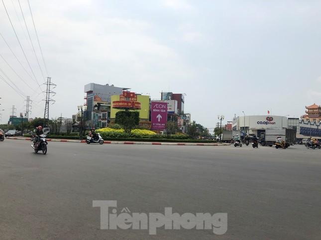 Một Sài Gòn rất khác ngày cuối tuần ảnh 5