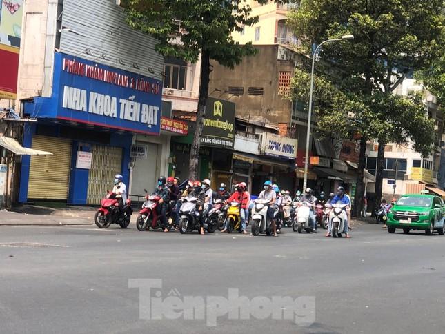 Một Sài Gòn rất khác ngày cuối tuần ảnh 18