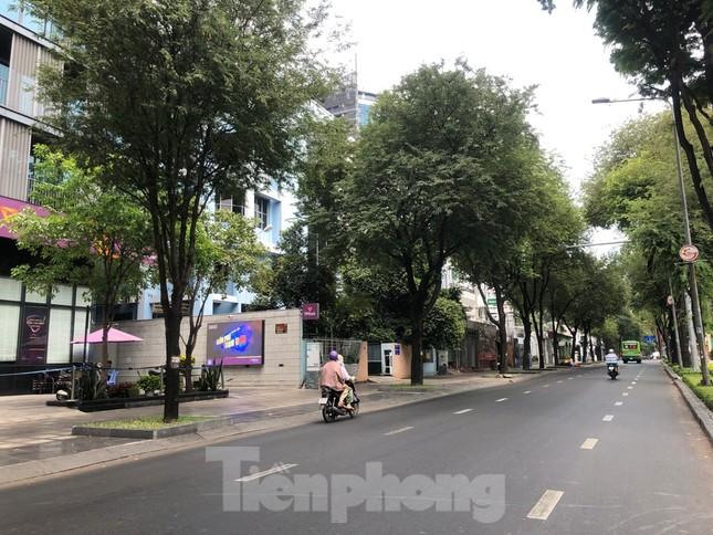 Một Sài Gòn rất khác ngày cuối tuần ảnh 2