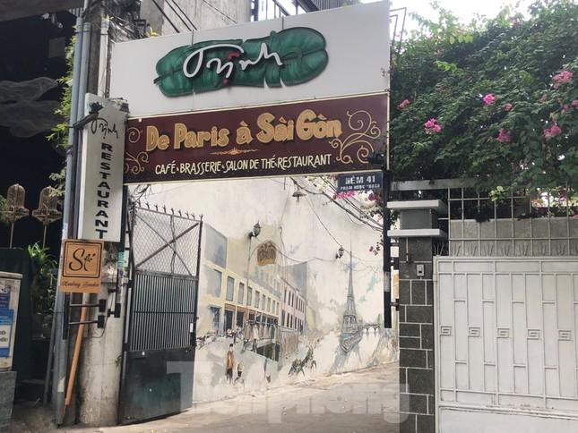 Một Sài Gòn rất khác ngày cuối tuần ảnh 20