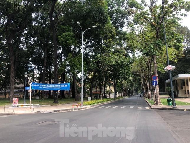 Một Sài Gòn rất khác ngày cuối tuần ảnh 4