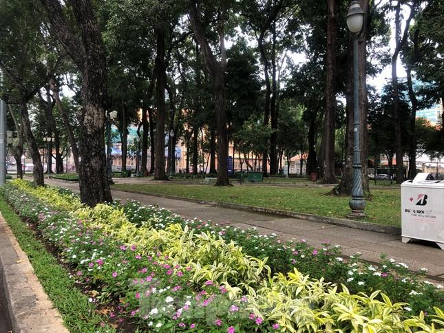 Một Sài Gòn rất khác ngày cuối tuần ảnh 8
