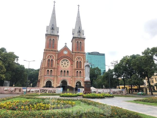 Một Sài Gòn rất khác ngày cuối tuần ảnh 11
