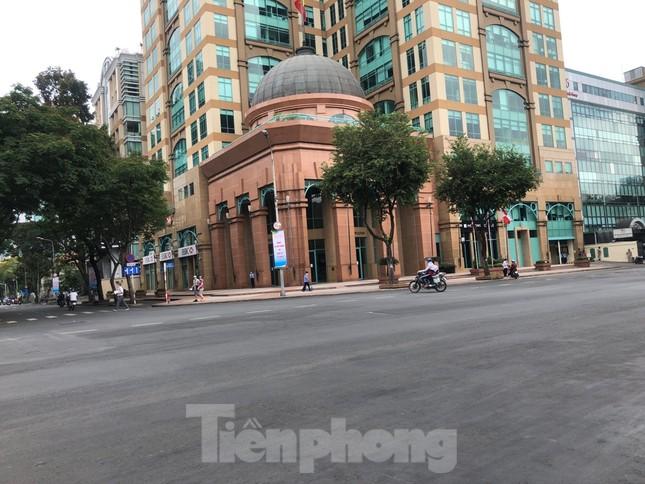 Một Sài Gòn rất khác ngày cuối tuần ảnh 10