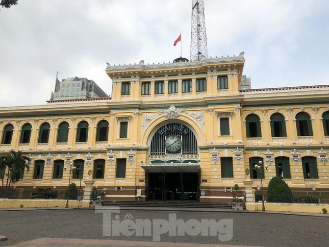 Một Sài Gòn rất khác ngày cuối tuần ảnh 12