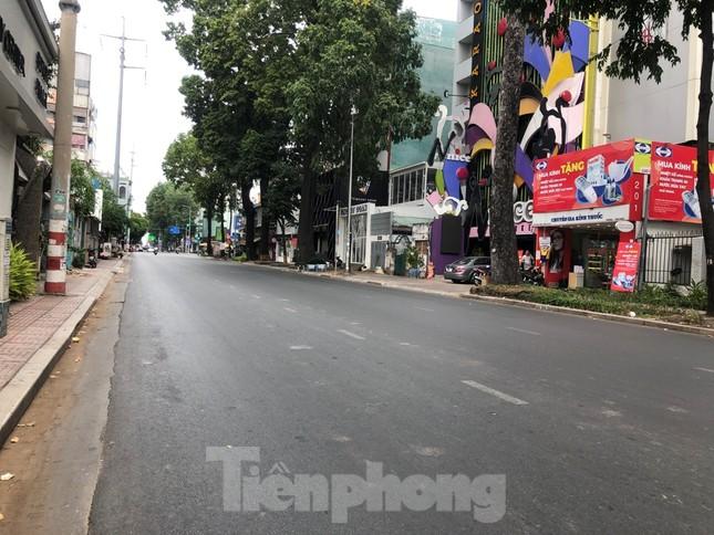 Một Sài Gòn rất khác ngày cuối tuần ảnh 21