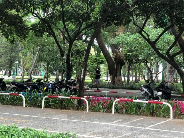 Một Sài Gòn rất khác ngày cuối tuần ảnh 15