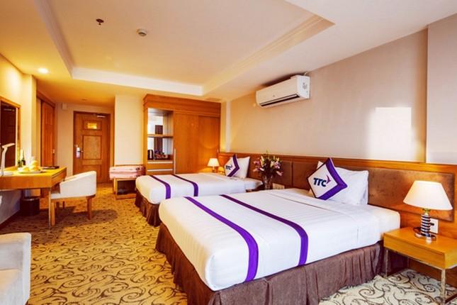 Khách sạn đầu tiên ở TPHCM trở thành nơi lưu trú cho các bác sĩ chống dịch ảnh 2