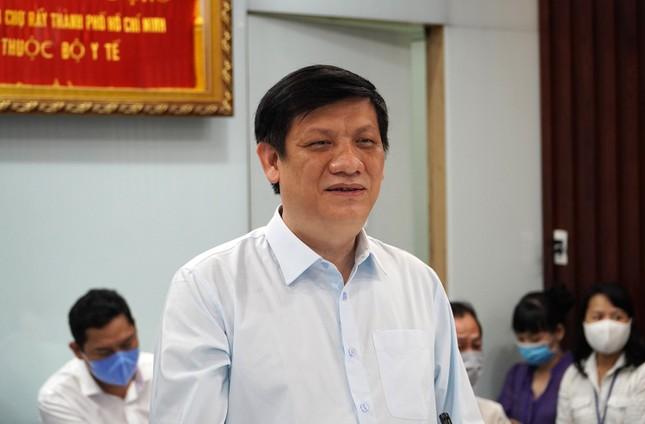Bộ trưởng Nguyễn Thanh Long: Bệnh viện Chợ Rẫy có nhiều dấu ấn quan trọng ảnh 3
