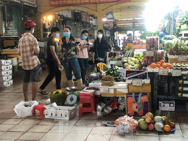 TPHCM: Không đeo khẩu trang không được vào siêu thị, đẩy mạnh bán online phòng dịch ảnh 8