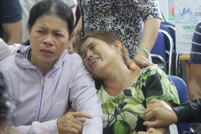 Giám định pháp y nhận dạng nạn nhân vụ cháy chung cư ở Sài Gòn ảnh 1
