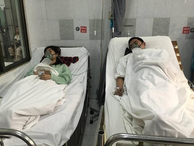 Hàng chục nạn nhân vụ cháy chung cư vẫn đang điều trị tại bệnh viện ảnh 4